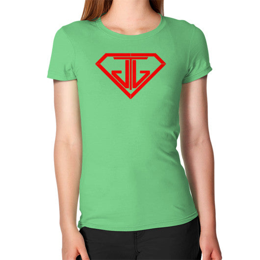 Women's T-Shirt Grass - Jain The Jeweler