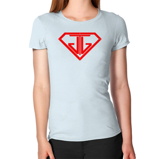 Women's T-Shirt Light blue - Jain The Jeweler