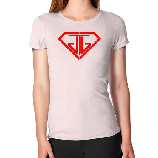 Women's T-Shirt Light pink - Jain The Jeweler