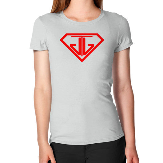 Women's T-Shirt Silver - Jain The Jeweler
