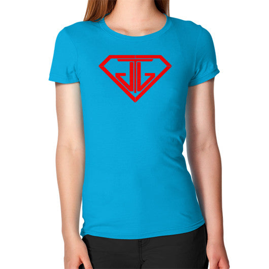 Women's T-Shirt Teal - Jain The Jeweler