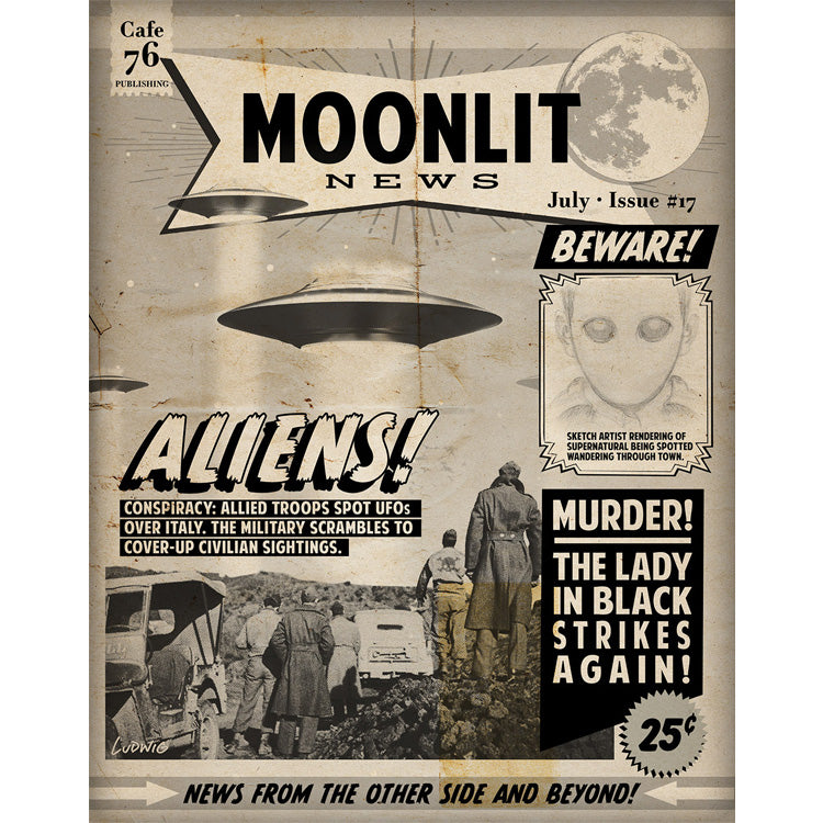 Moonlit News • #17