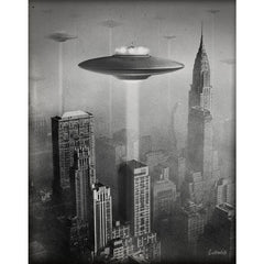 NYC '53 Invasion - Canvas - Thirteenth Floor