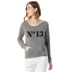 No.13 Maniac Sweatshirt - Grey