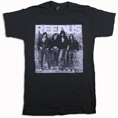Reedus Vs. Ramones T-shirt