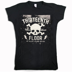 Skull & Bones - Galaxy Women's T-shirt - Thirteenth Floor