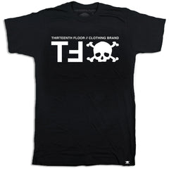 Inverted Logo T-shirt + FREE Mystery Gift! - Thirteenth Floor