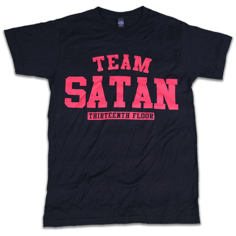 Team Satan (Retro Red)