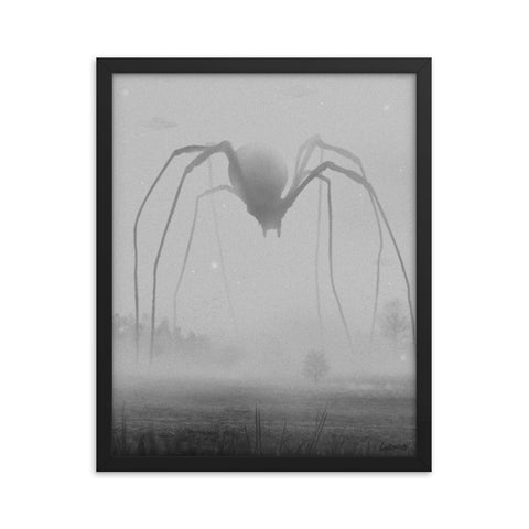 The Great Terror - Framed Print