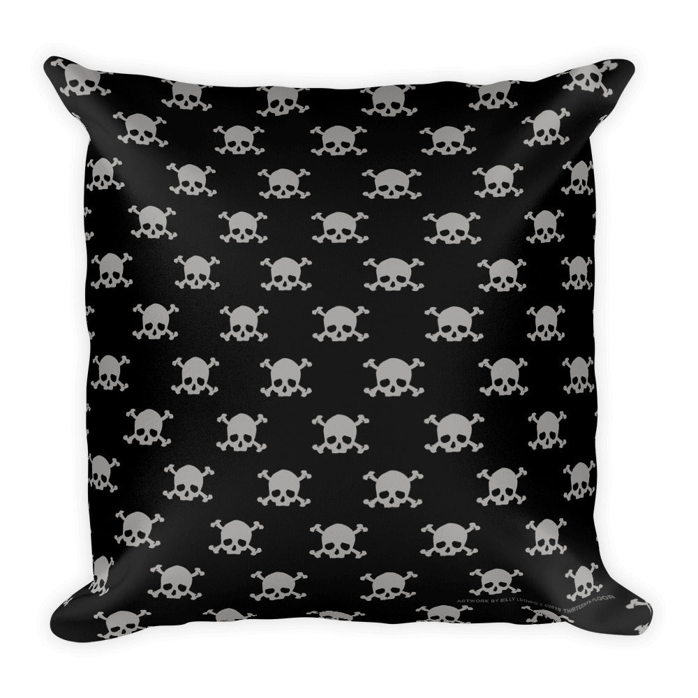 The Unveil Throw Pillow
