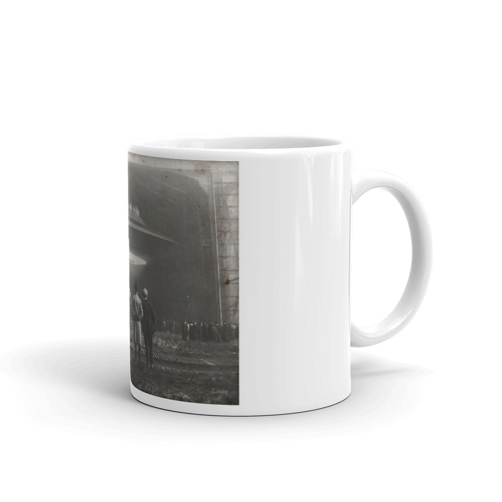 The Unveil Coffee Mug