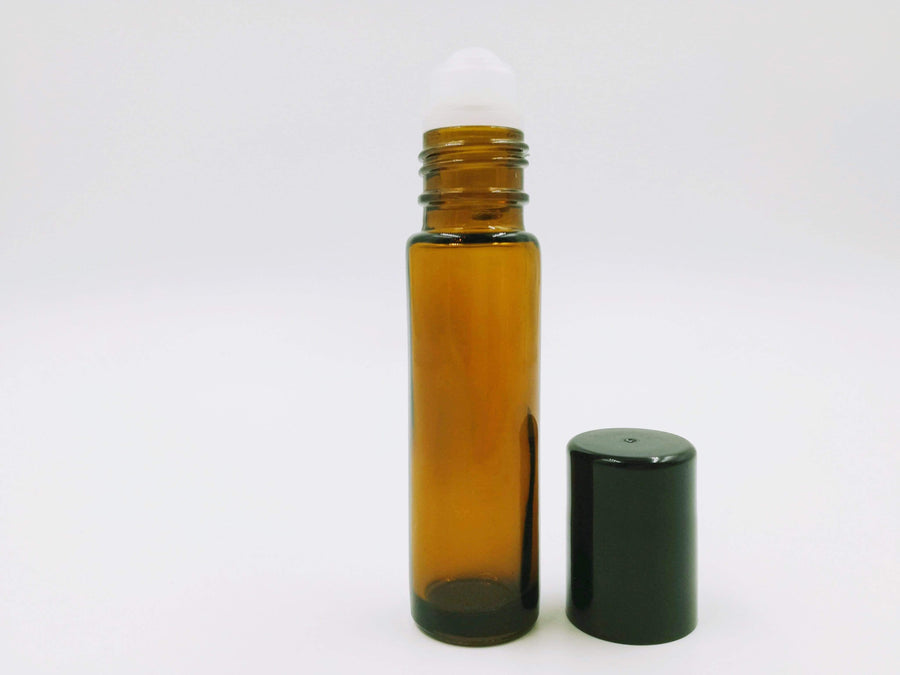 Rollerball Bottle for Essential Oils - Petal and Stem