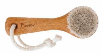 Organic Facial Brush - Petal and Stem