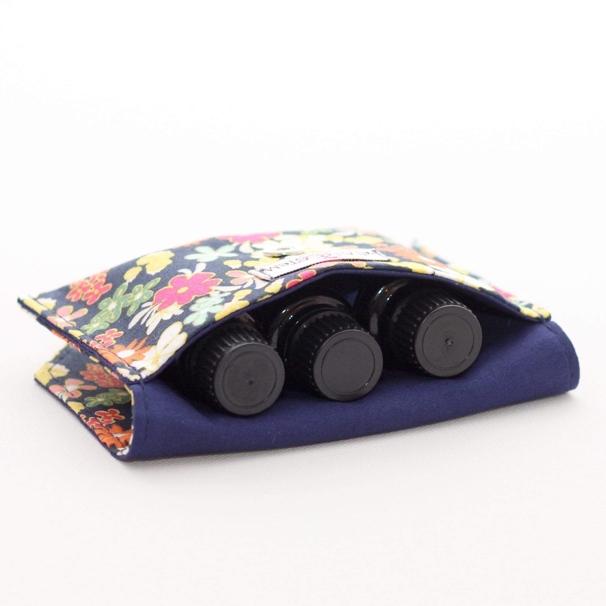 Essential Oil Bag (small) Flowers & Petals - Holds your most important oils - Petal and Stem