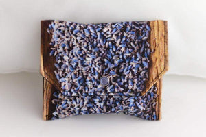 Essential Oil Bag (small) Lavender Photography - Holds your most important oils - Petal and Stem