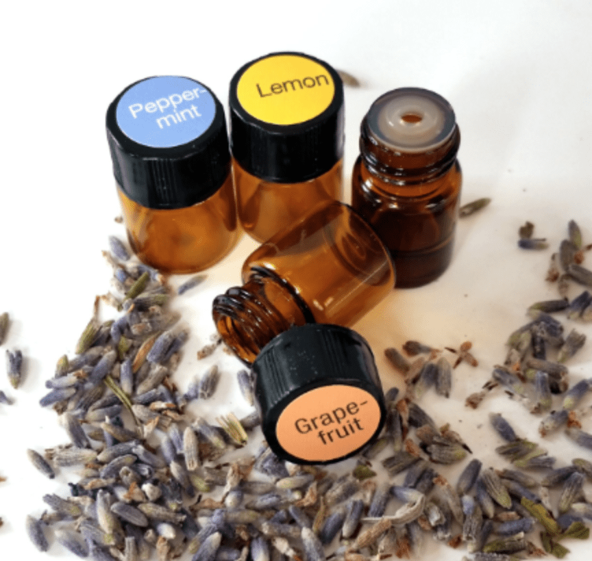 1ml Sample Essential Oils from Florihana. Organic, pure & therapeutic! - Petal and Stem