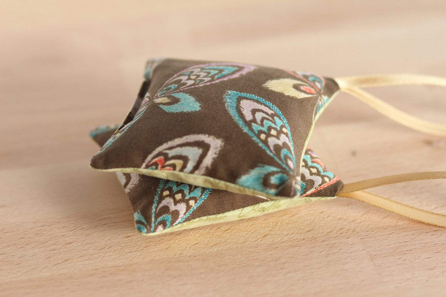 Organic Lavender Sachet - Calm Butterfly - Petal and Stem