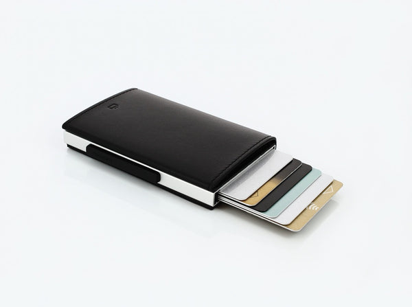 Ogon Cascade RFID Protection Leather Card Wallet
