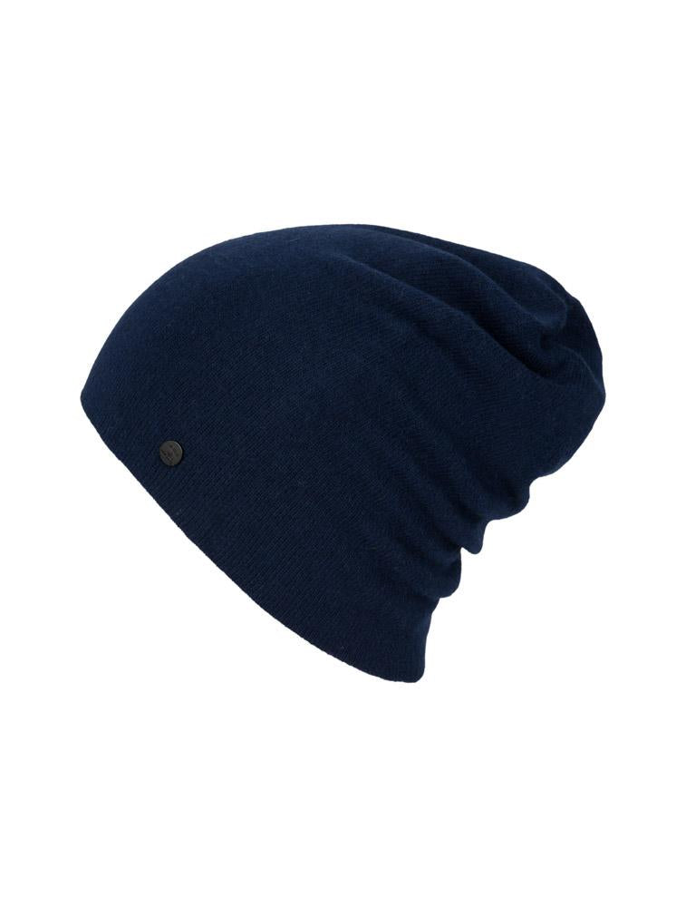 Bickley + Mitchell Extrafine Merino Cashmere Blend Lightweight Beanie