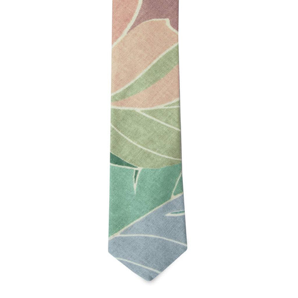 PSC Rivera Pastel Floral Cotton Tie