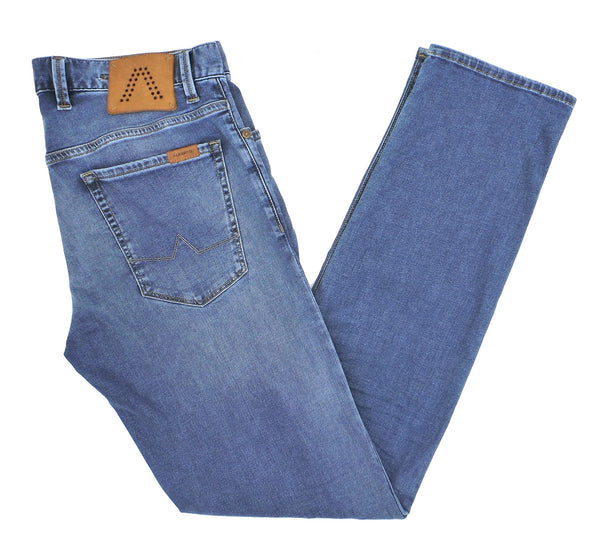 Alberto Pipe 1978 Regular Fit Dynamic Superfit Light Tencel Denim Jeans