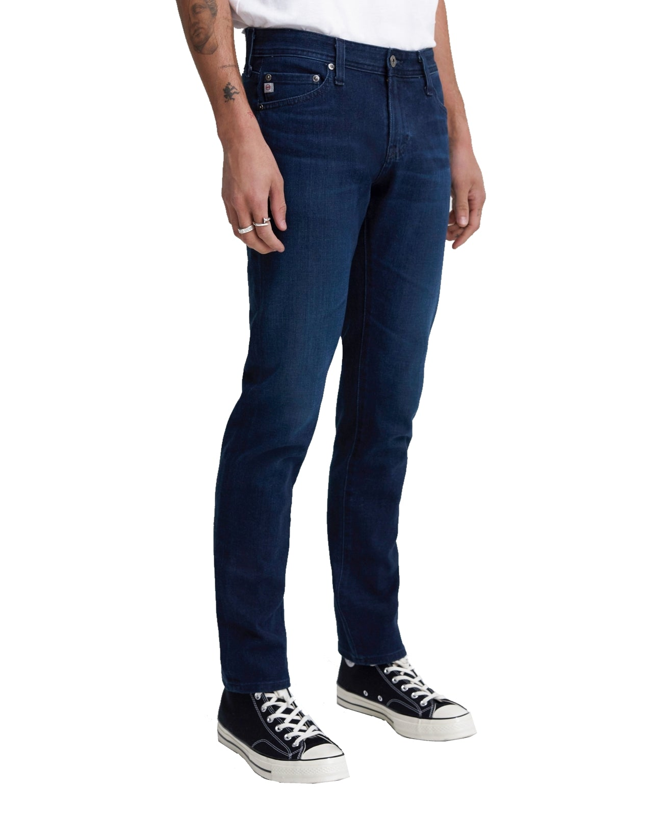 AG Adriano Goldschmied Tellis Modern Slim Fit All Direction Stretch Denim Jeans