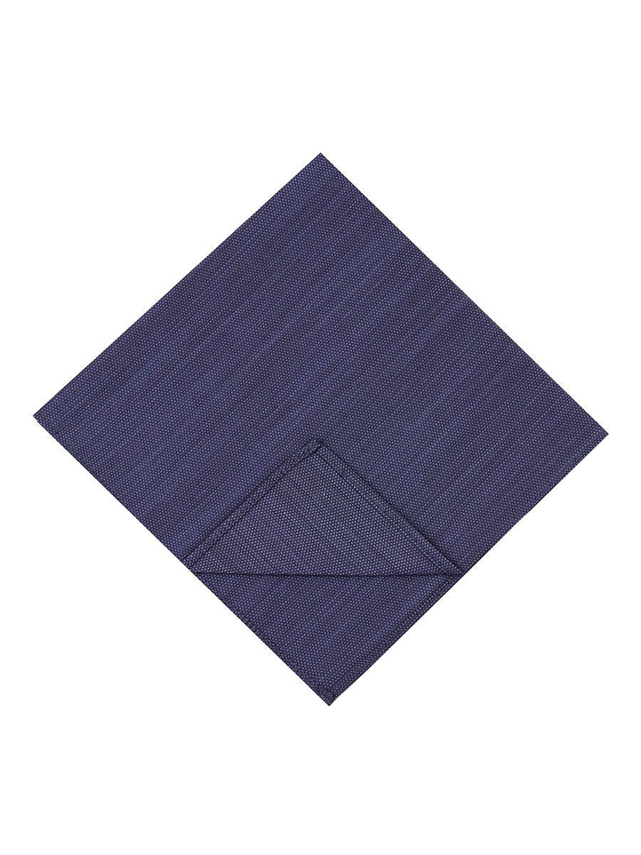 Bruun & Stengade Franklin Cotton Textured Pocket Square