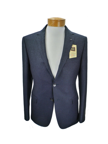 Hickey Freeman h. Amer. Tailor Made in US Soft Brushed Wool Blazer