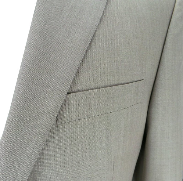 Jack Victor Conway CT Tan Suit Jacket and Dress Pants