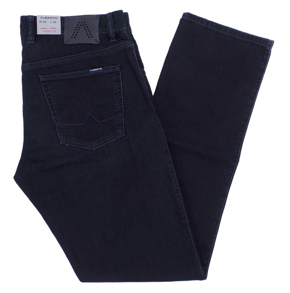 Alberto Stone 1393 Modern Fit T400 Stretch Denim Jeans