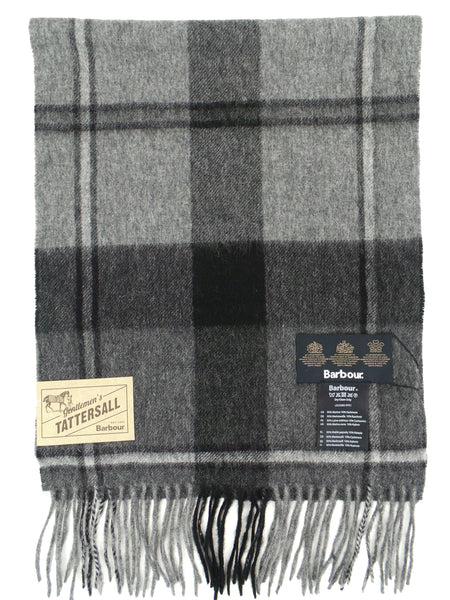 Barbour Linton Merino Wool and Cashmere Scarf