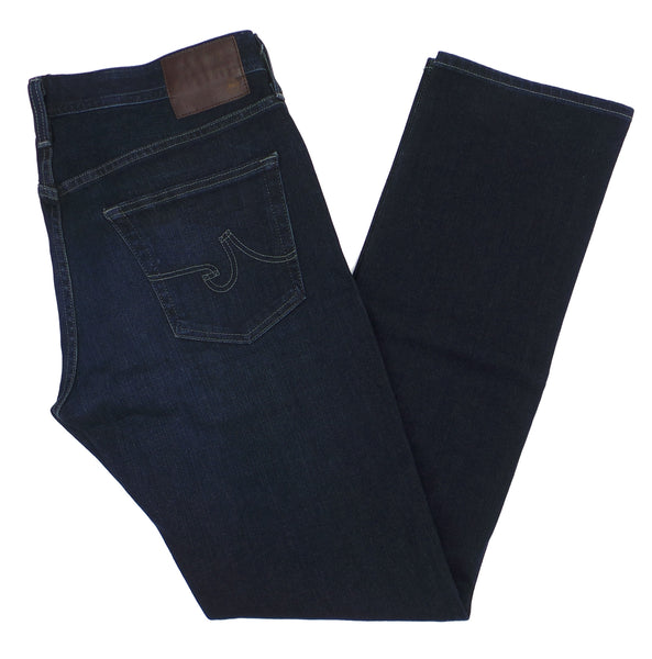 AG Adriano Goldschmied Everett Slim Straight Burroughs Wash  Jeans