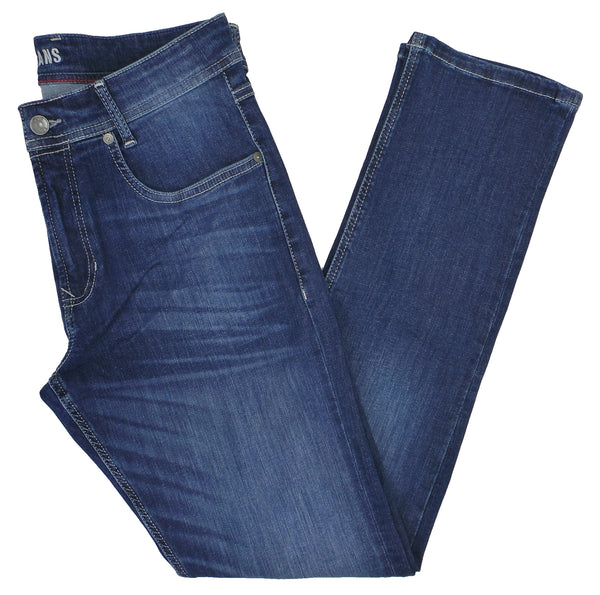 MAC Flexx Superstretch Soft Brushed Denim Jeans