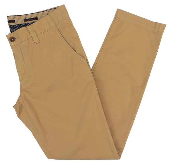 Alberto Lou 1902 Regular Slim Fit Soft Compact Cotton Chino Pants