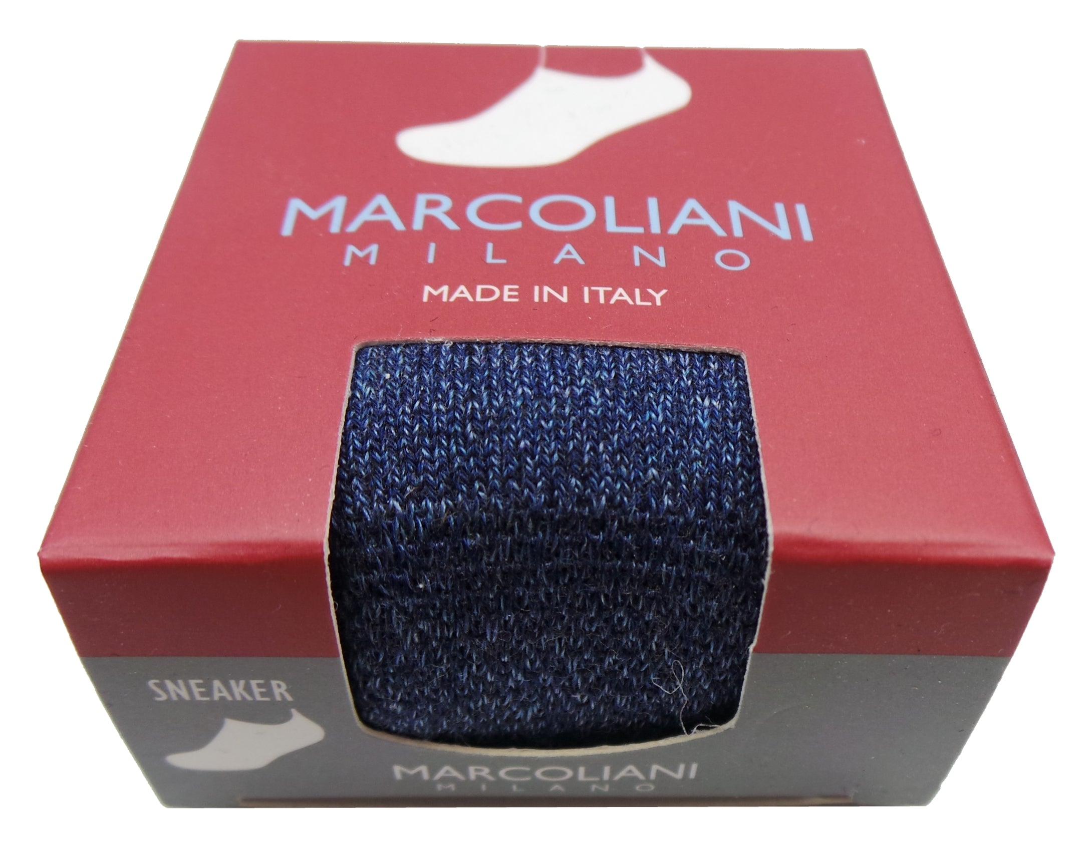 Marcoliani Sneaker No-Show Socks