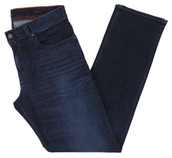 Alberto Pipe 1287 Regular Fit Dynamic Superfit Stretch Denim Jeans