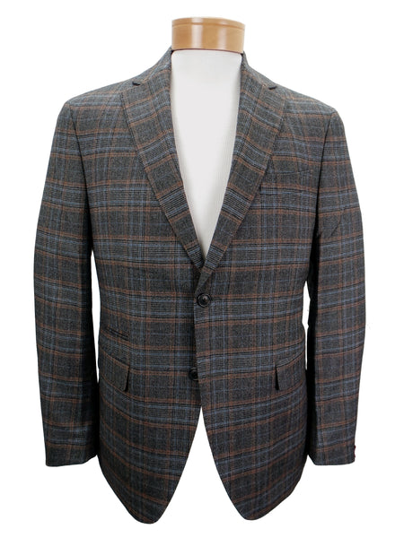 JKT New York Roger Plaid Wool Blazer