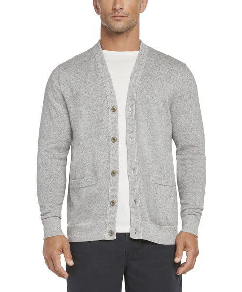 Life After Denim Darlington Heather Soft Cotton Cardigan