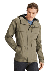 Nau Lightweight Waterproof Hooded Rain Jacket
