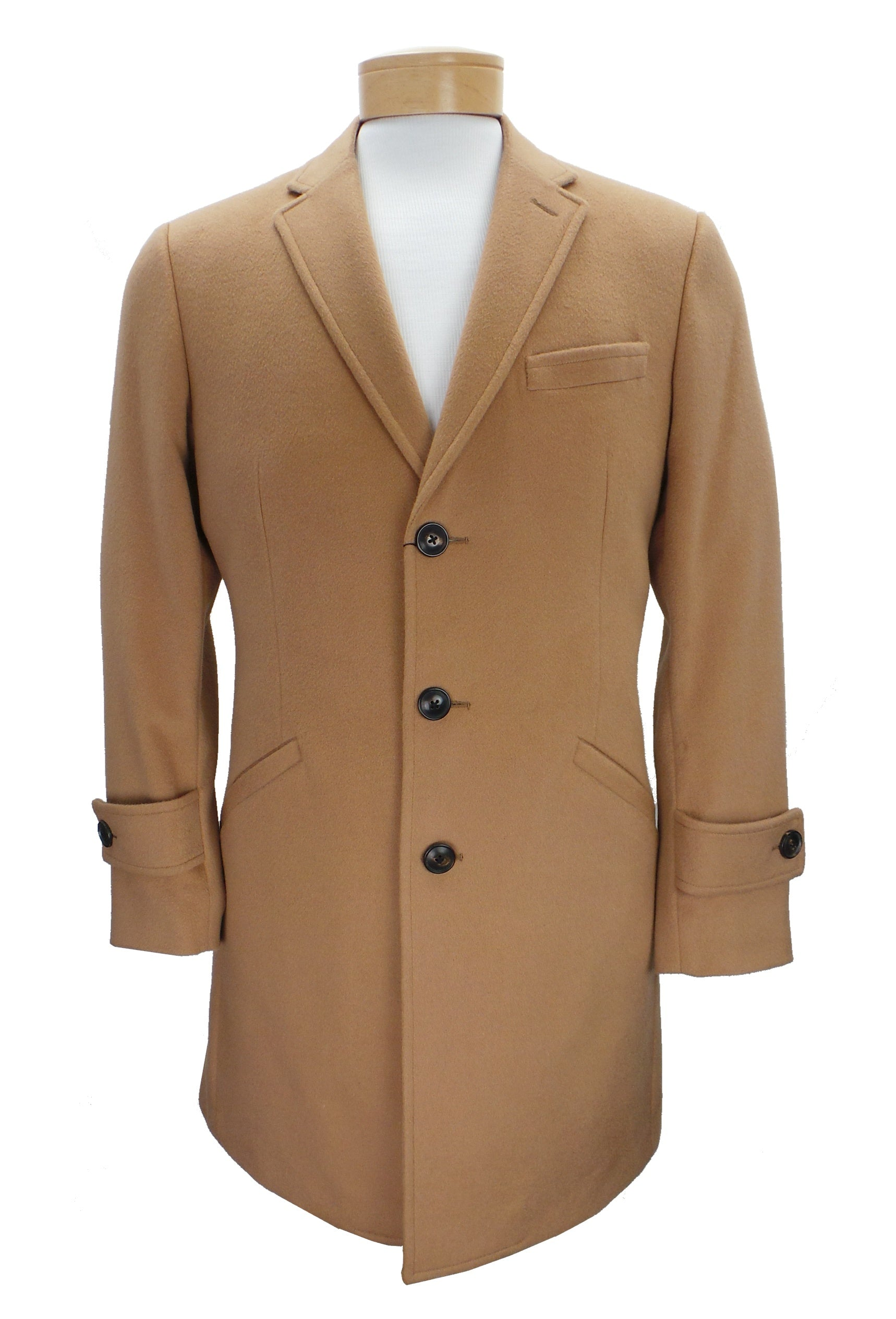 Seattle Thread Company Brushed Soft Wool Car Coat