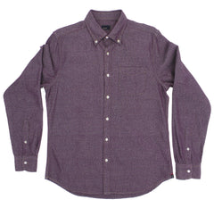 & Sons Garment Co. Twist Textured Soft Cotton LS Shirt