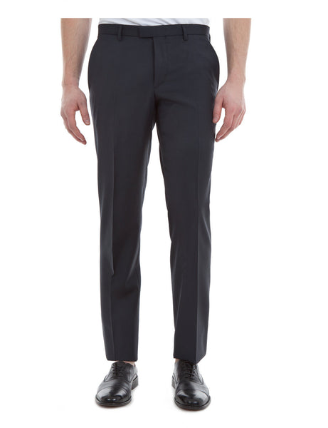 J. Lindeberg Mark Dressed Wool Tailored Pants