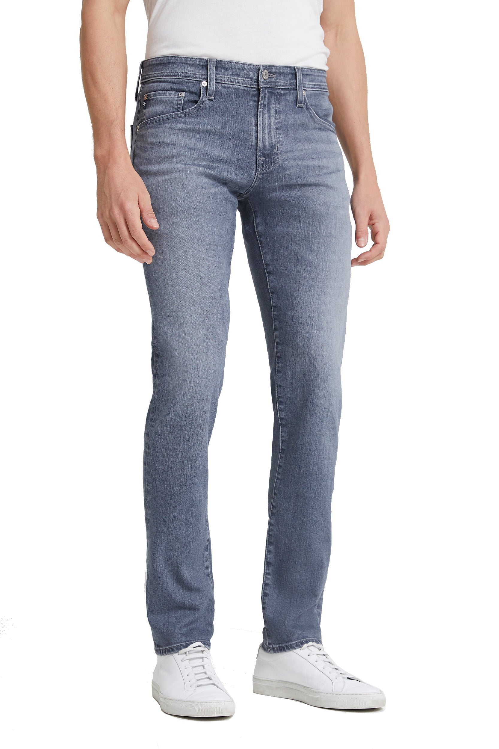 AG Adriano Goldschmied Tellis Modern Slim Light Wash Jeans