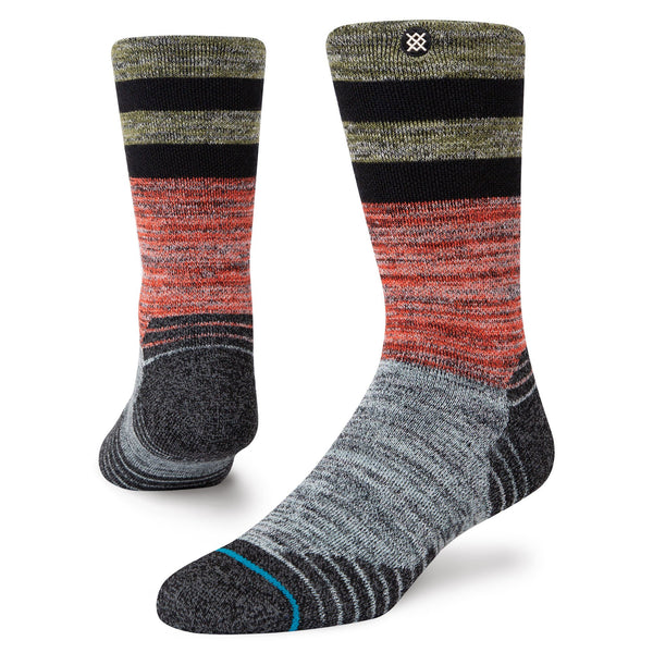 Stance Alder Mid Cushion Merino Wool Blend Hiking Socks