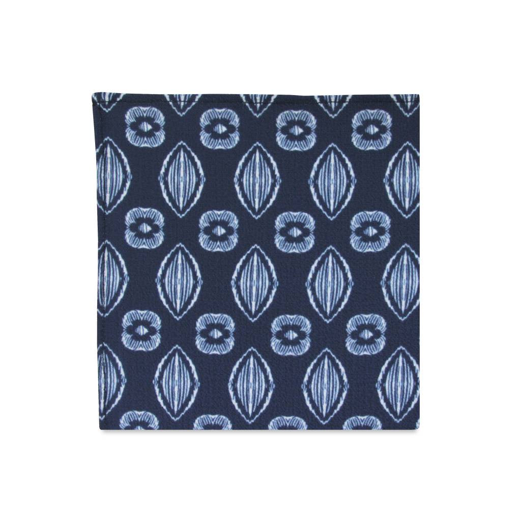 PSC The Amira Pattern Pocket Square