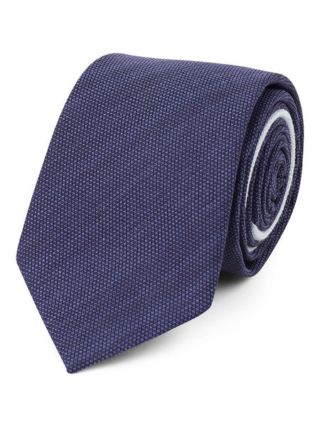 Bruun & Stengade Franklin Cotton Textured Tie