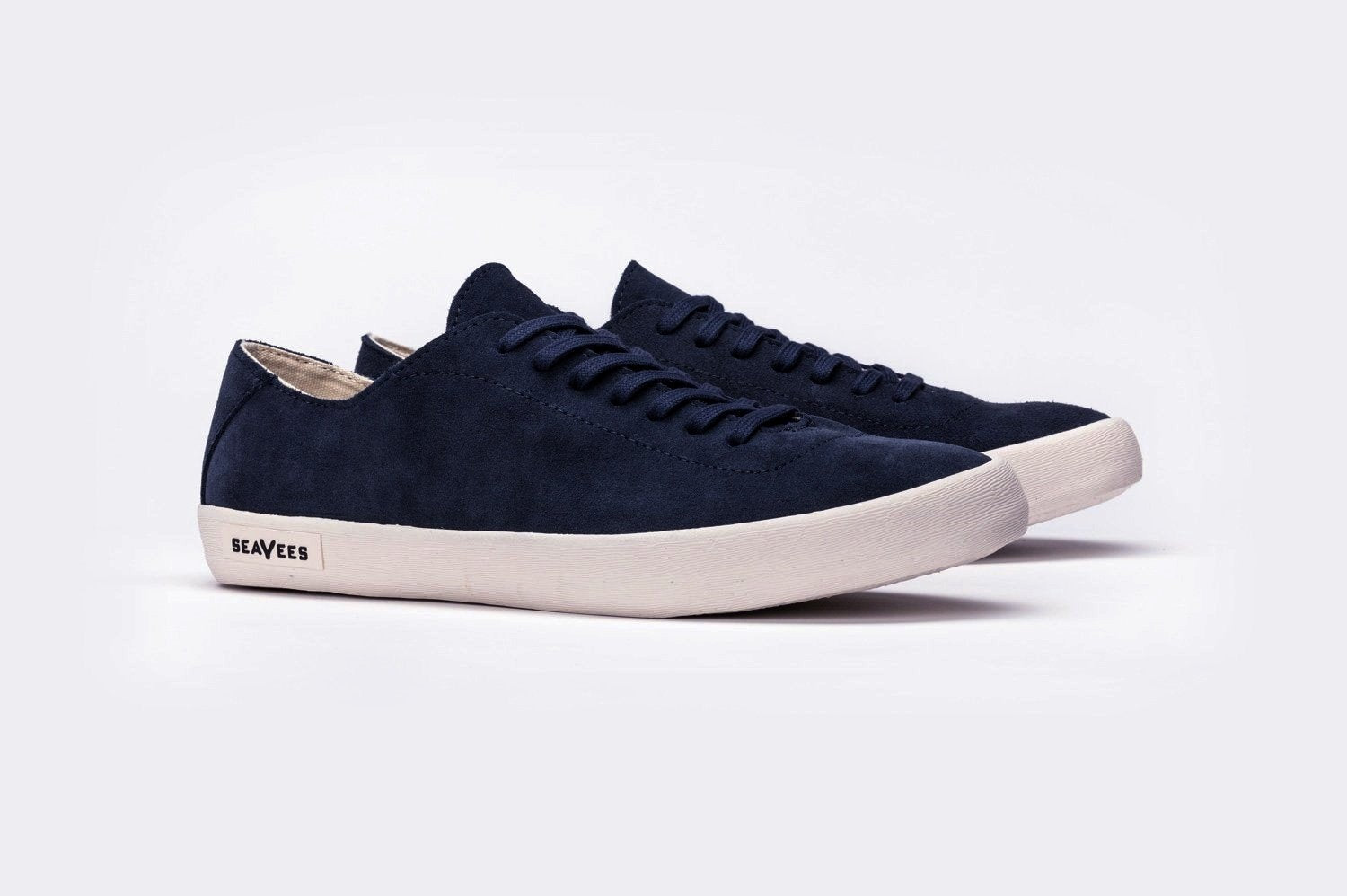 SeaVees Raquet Club Suede Sneakers