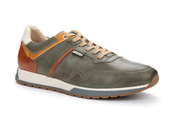 Pikolinos Cambil Smooth Leather Sneakers