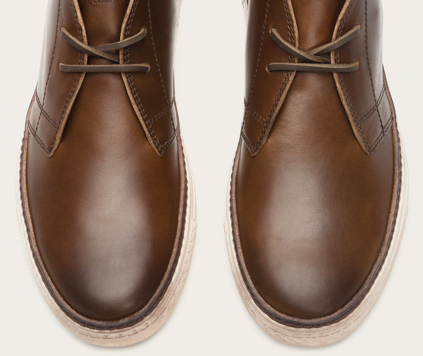 Frye Gates Leather Chukka