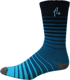 Argoz Visionary Ocean Swell Combed Cotton Socks